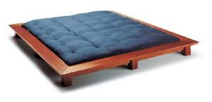 Bett Shindai Massivholzbett Betten