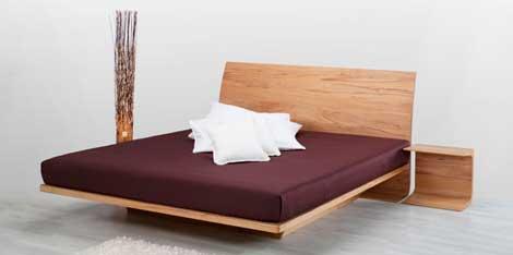 betten massivholzbetten tatami matten japanische betten naturdecken und kissen. Black Bedroom Furniture Sets. Home Design Ideas